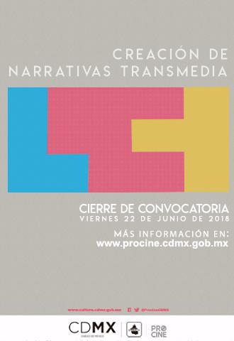 Convocatoria Apoyo para la creación de narrativas transmedia