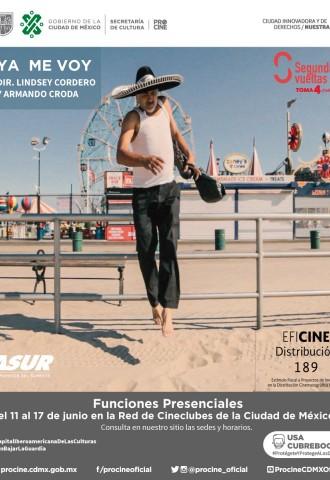 Segundas Vueltas Toma 4: Funciones presenciales de la película 'Ya me voy'